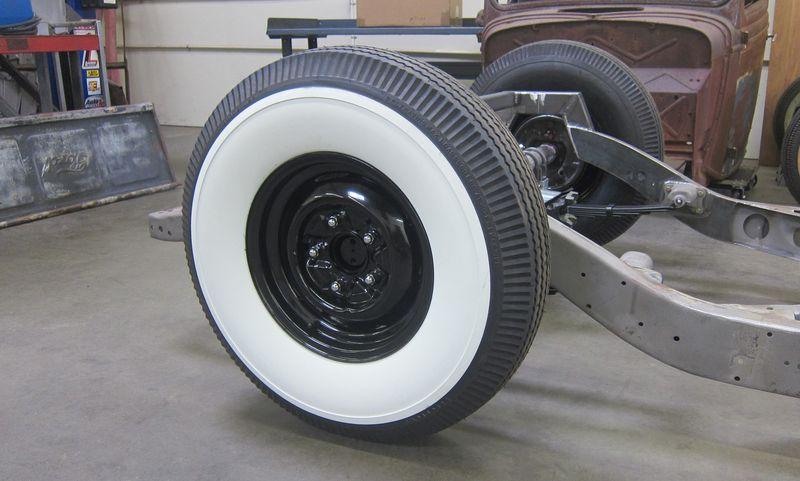 02 tires n springs