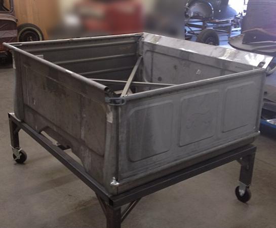 1940 Ford Pickup Bed Restoration Hunter Speed Amp Kustoms