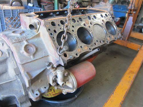Taylor Engine Oldsmobile Rocket 303