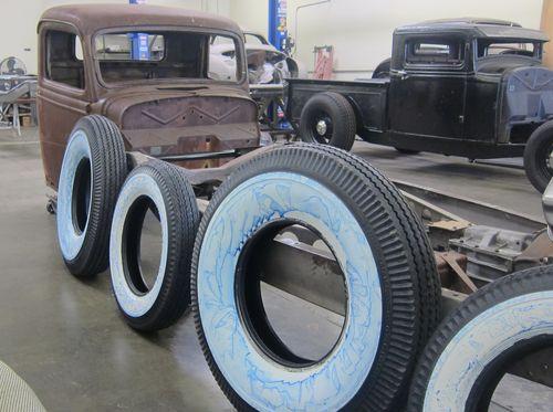 Coker Firestone Deluxe Champion Tires
