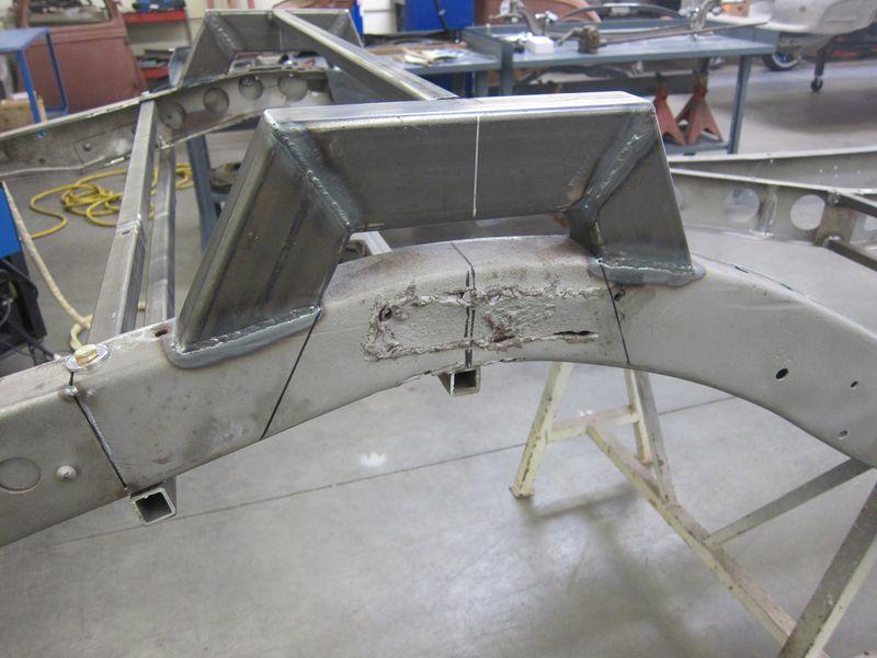 Fullerton Fabrication 35 Ford Frame 02