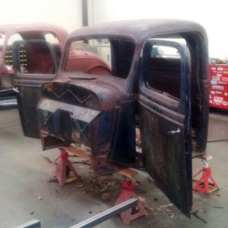 1935 Ford Pickup Cab