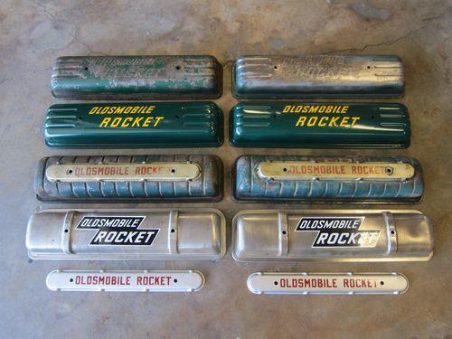 Oldsmobile Rocket Valve Covers