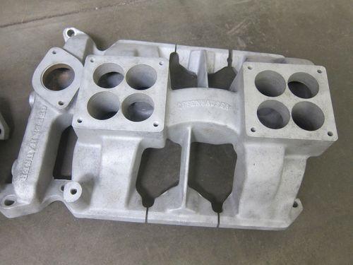 Offenhauser 4x2 Intake Manifold