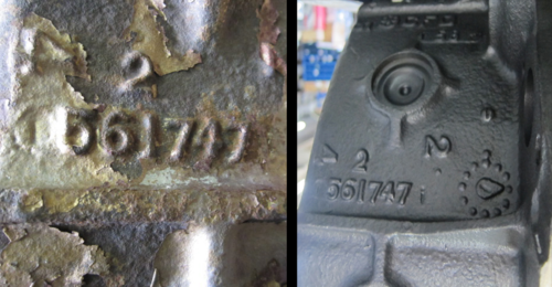 Engine Hot Tank Before and After