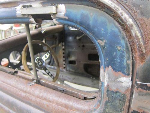 1935 Ford Pickup Door Chop