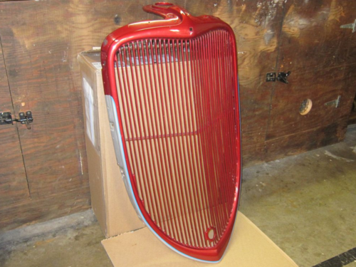 1933 Ford Grille