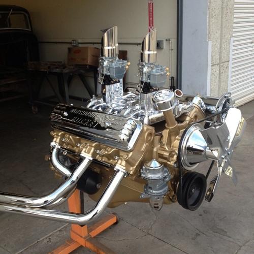 Oldsmobile Rocket 303