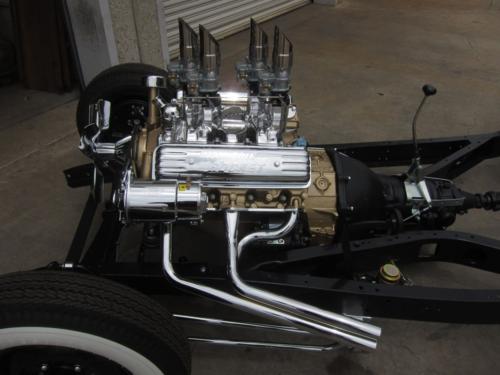 1949 Oldsmobile Rocket 303 Motor