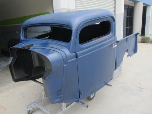 1935 Ford Pickup Hot Rod Rat Rod