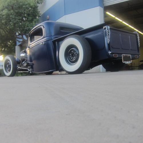 1935 Ford Pickup, Hot Rod, Rat Rod, Fullerton Fabrication, Hunter Speed & Kustoms